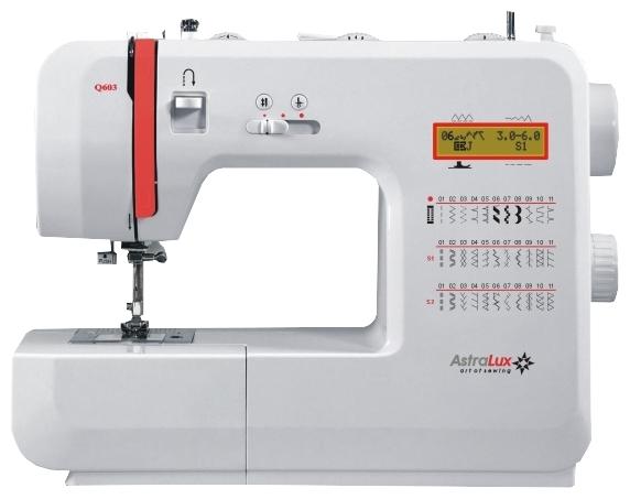 Швейные машины Astralux Real Brand Technics