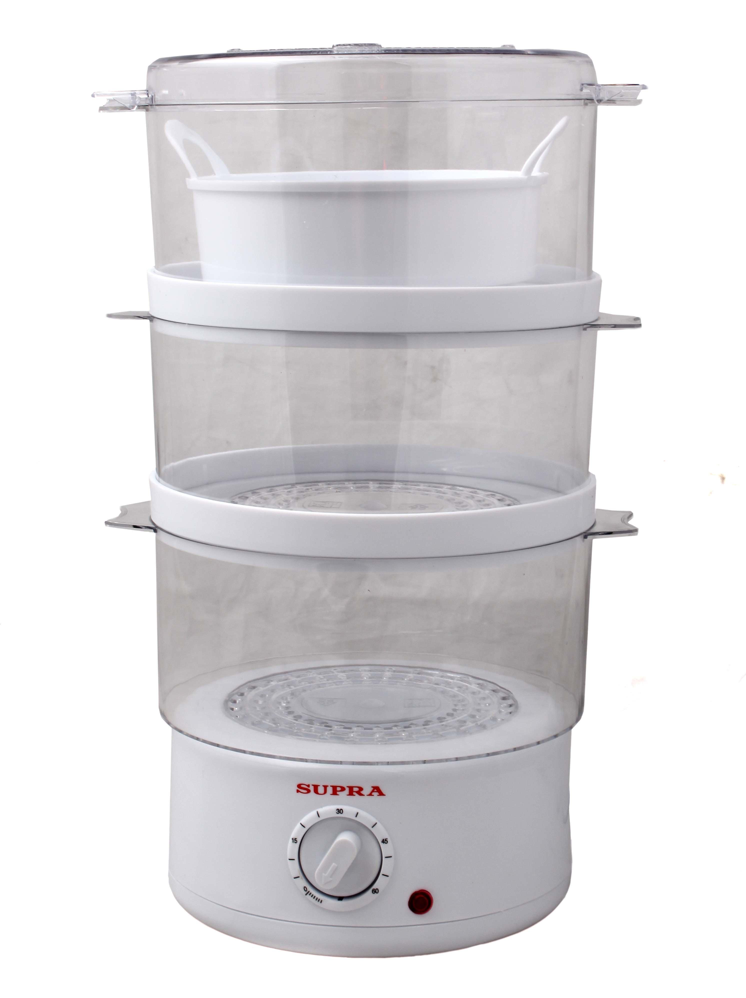 Пароварка Supra Real Brand Technics 530.000