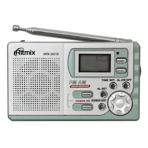 Радиоприемник Ritmix от RBT.ru