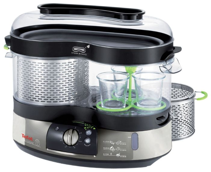 Пароварка Tefal Real Brand Technics 5790.000