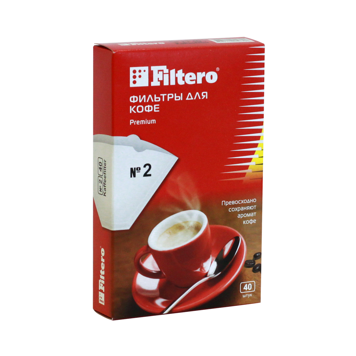 Фильтры для кофеварок Filtero Real Brand Technics 85.000