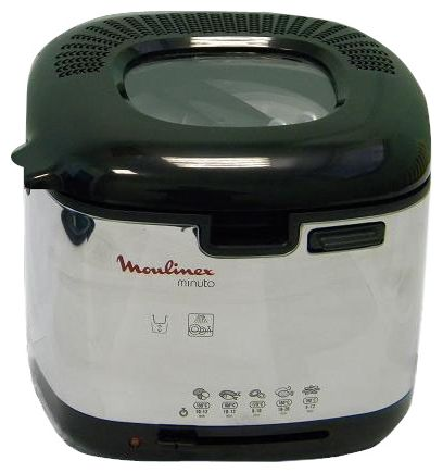 Фритюрница Moulinex Real Brand Technics 3960.000