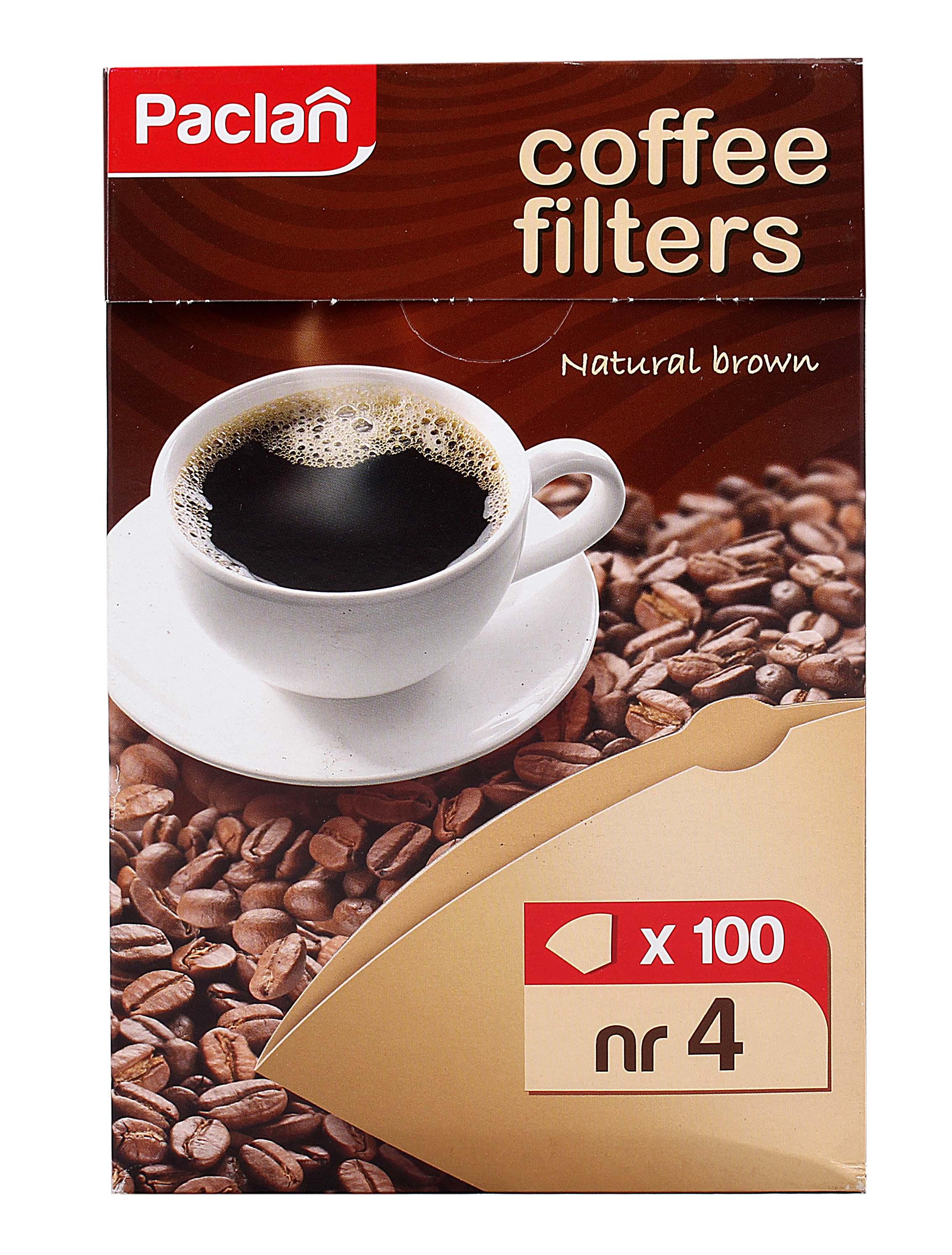 Фильтры для кофеварок Paclan Real Brand Technics 113.000