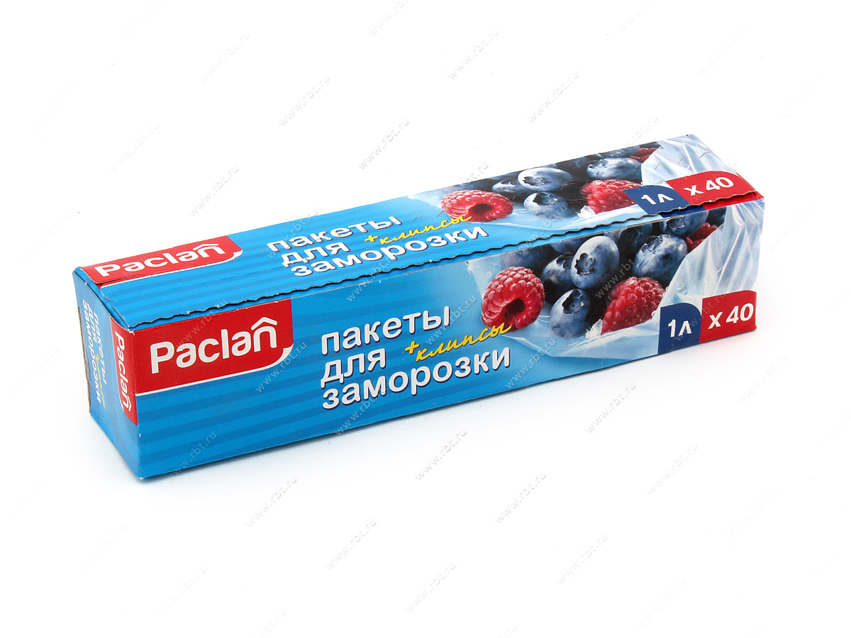 Бытовая упаковка Paclan