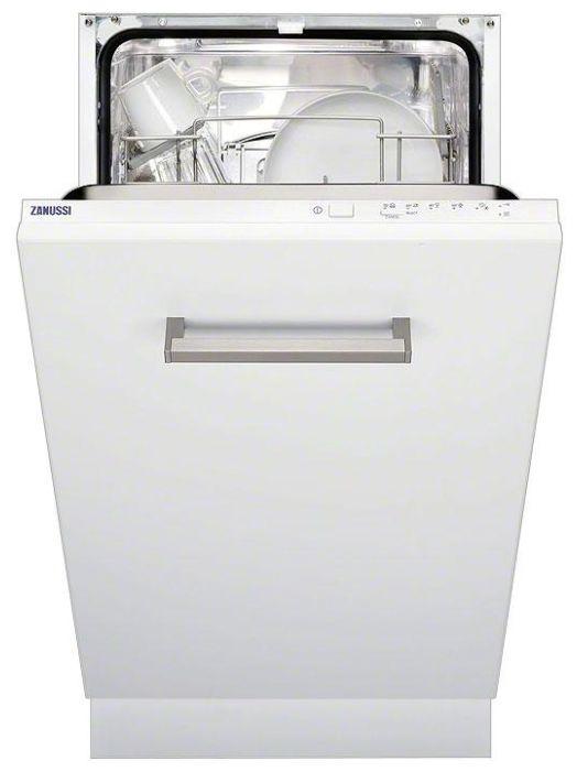 Фото Встраиваемая посудомоечная машина ZANUSSI ZDTS105