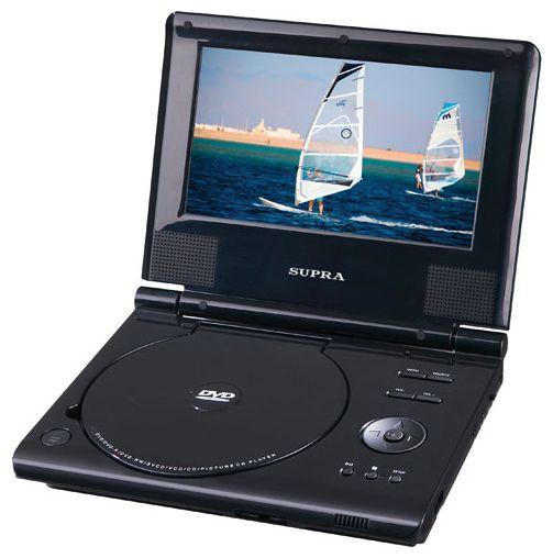 Портативный DVD Supra Real Brand Technics 1850.000