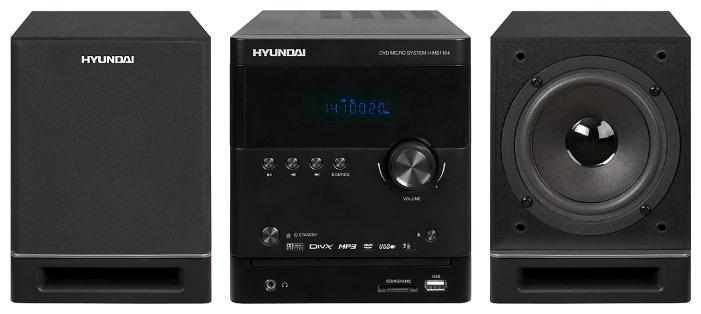 Музыкальный центр Hyundai Real Brand Technics 2950.000