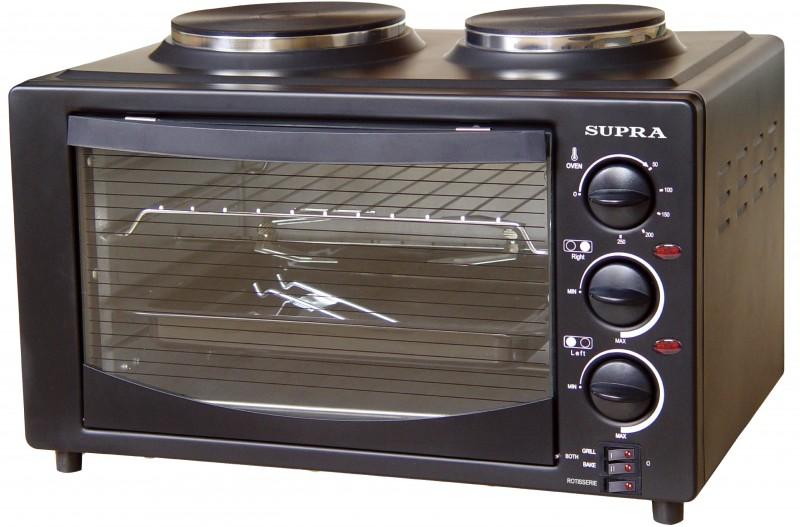 Электрическая мини-печь Supra от RBT.ru