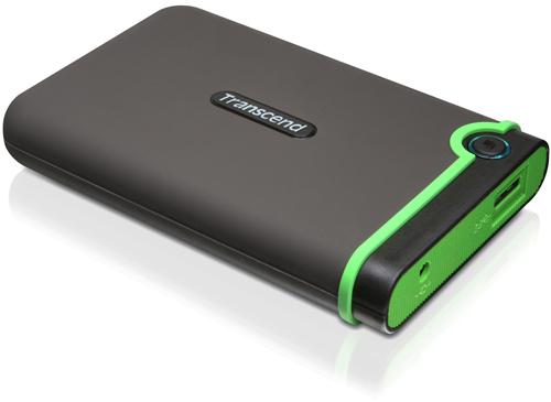 Фото Внешний жесткий диск Transcend 1Tb TS1TSJ25M3 StoreJet 25M3 USB 3.0 черный