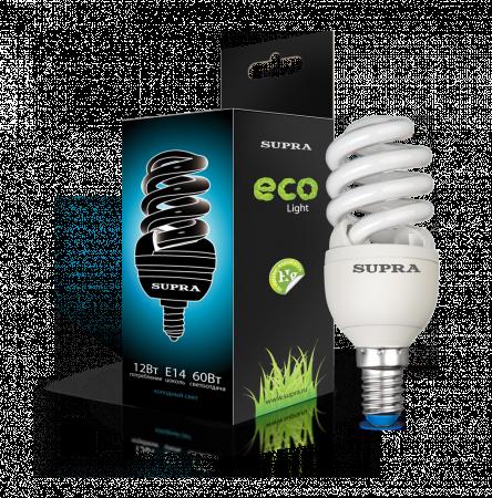 Лампочки энергосберегающие Supra Real Brand Technics 94.000