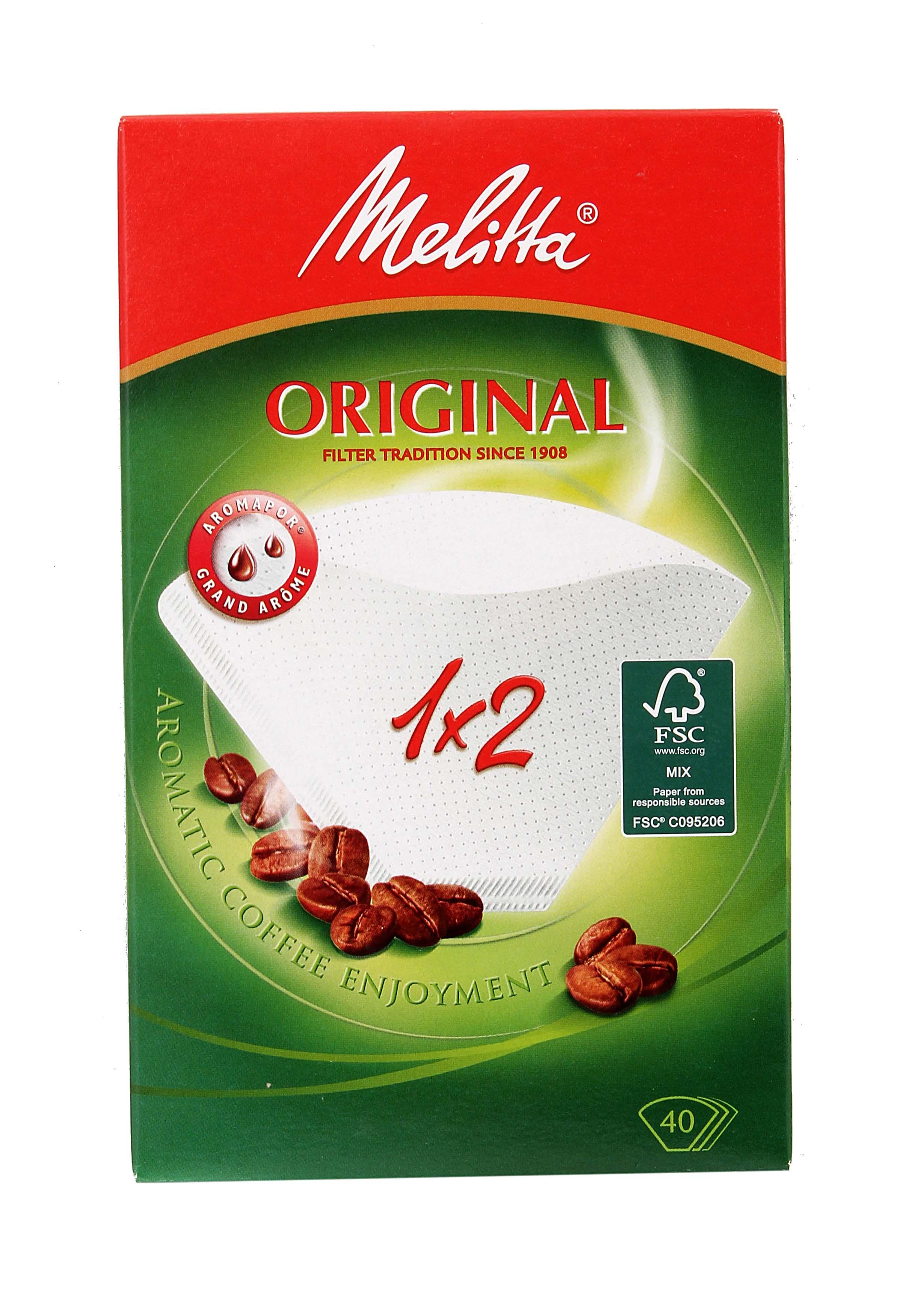 Фильтры для кофеварок Melitta Real Brand Technics 85.000
