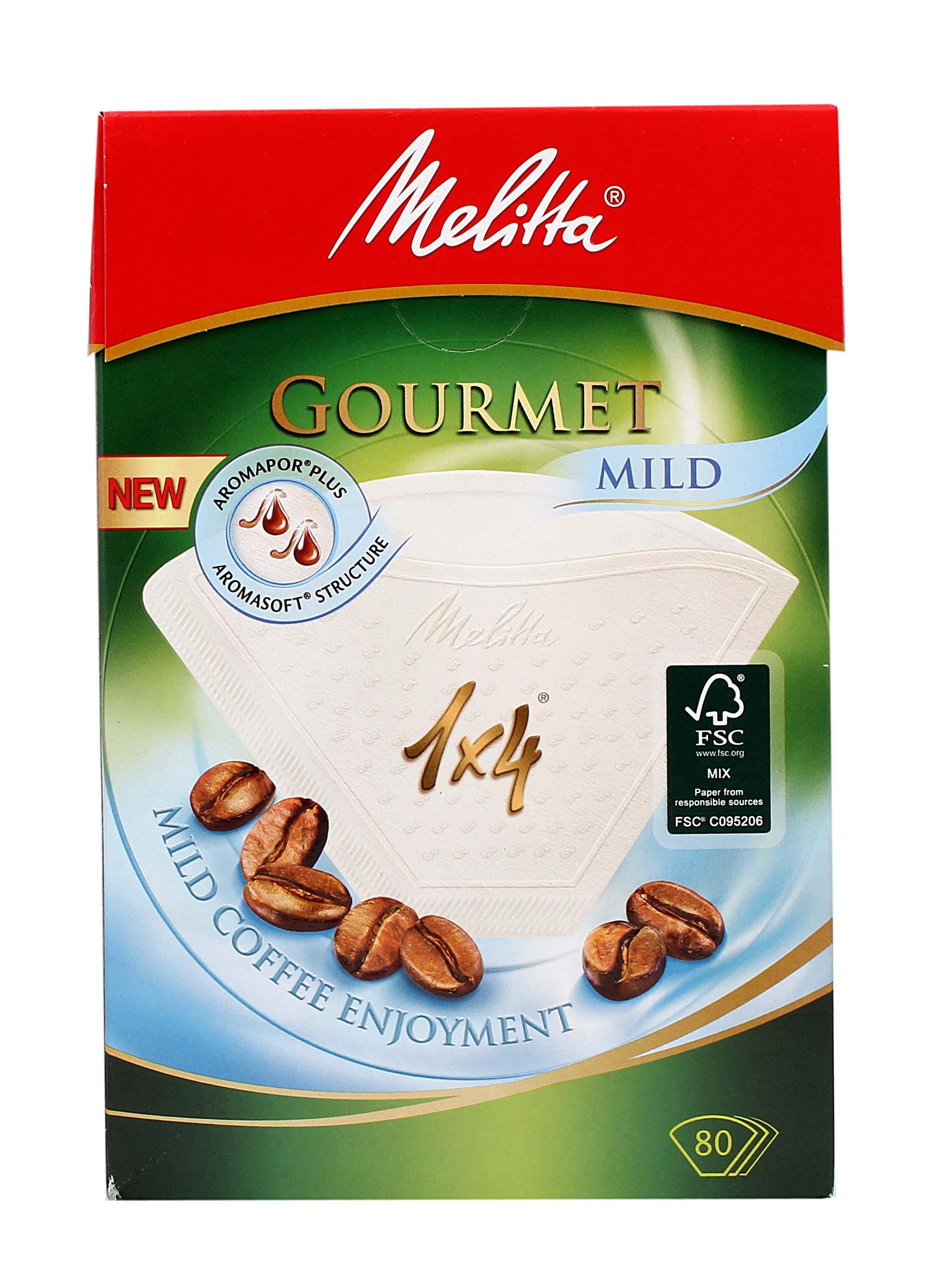 Фильтры для кофеварок Melitta Real Brand Technics 132.000