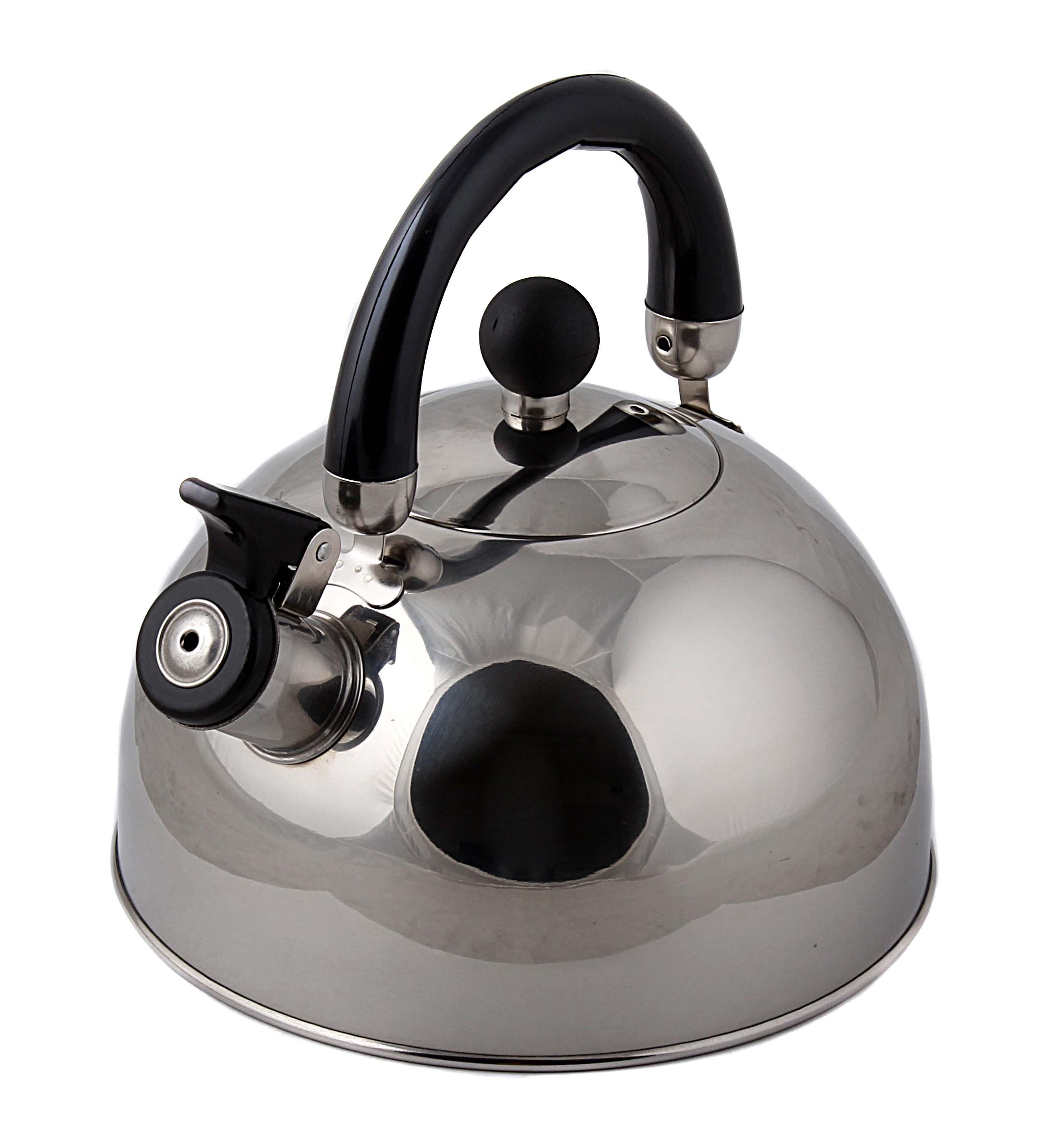 чайник металлический Mallony Real Brand Technics 569.000