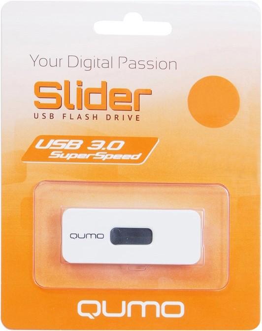 Флеш-диск Qumo Real Brand Technics 319.000