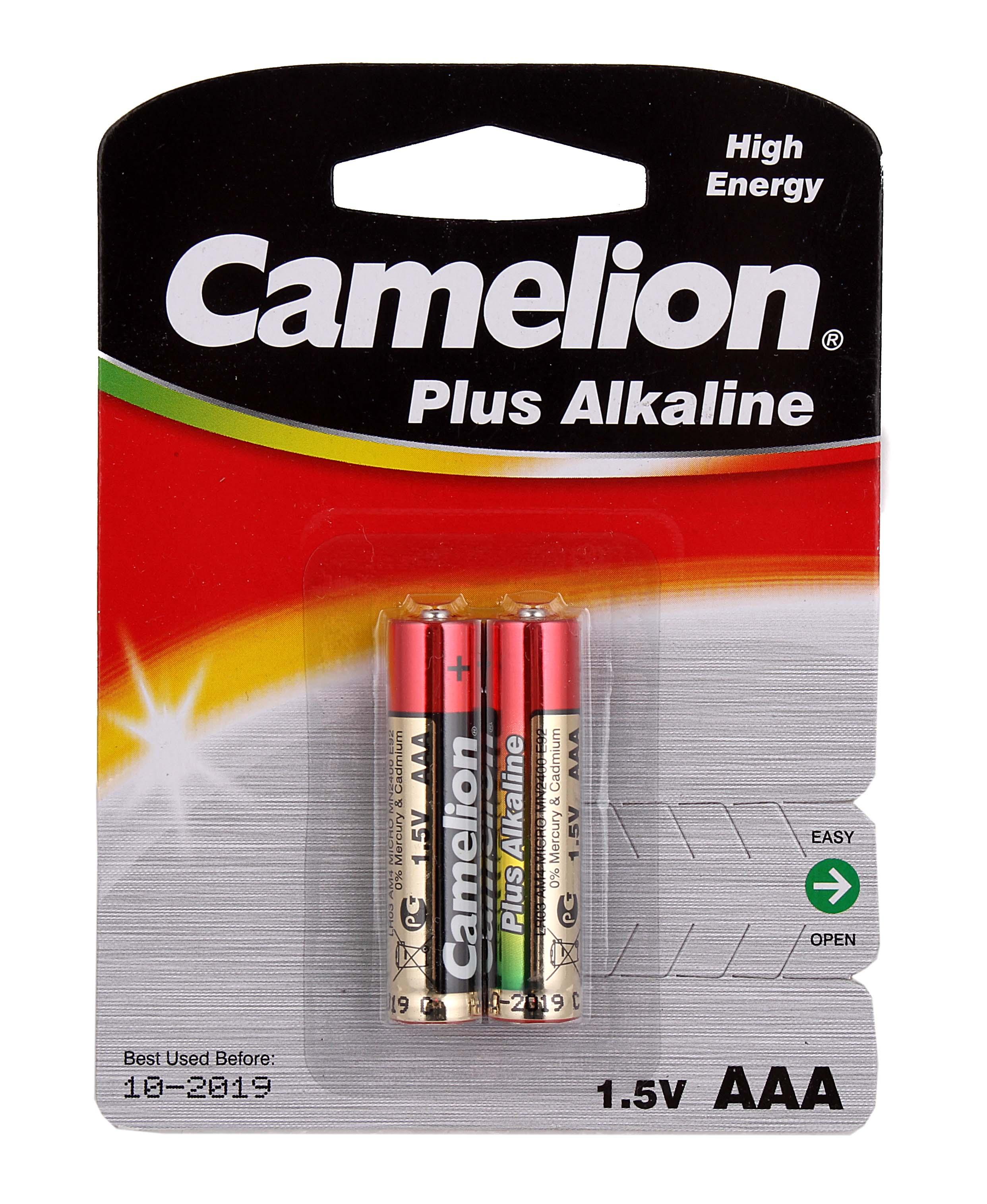 Батарейки Camelion Real Brand Technics 66.000