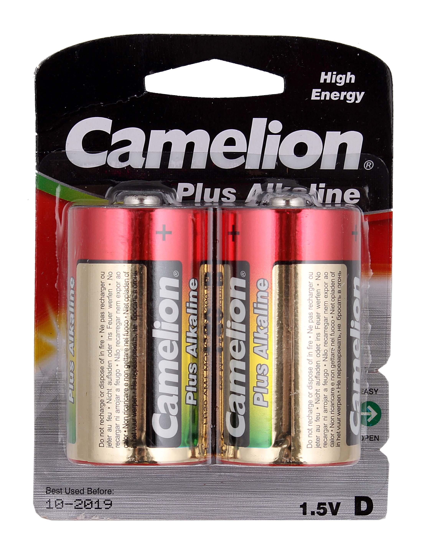Батарейки Camelion Real Brand Technics 142.000