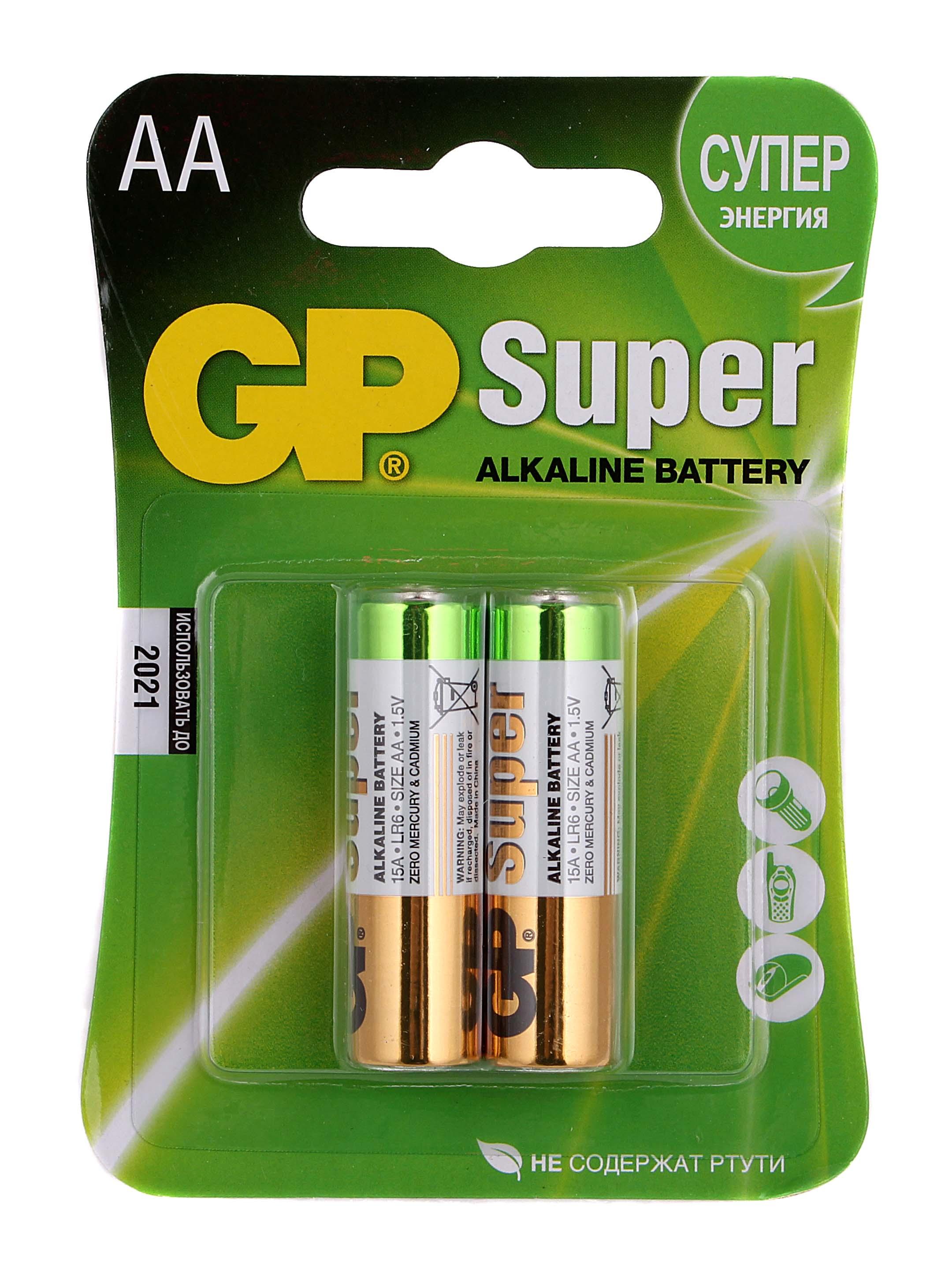 Батарейки Gp Real Brand Technics 85.000