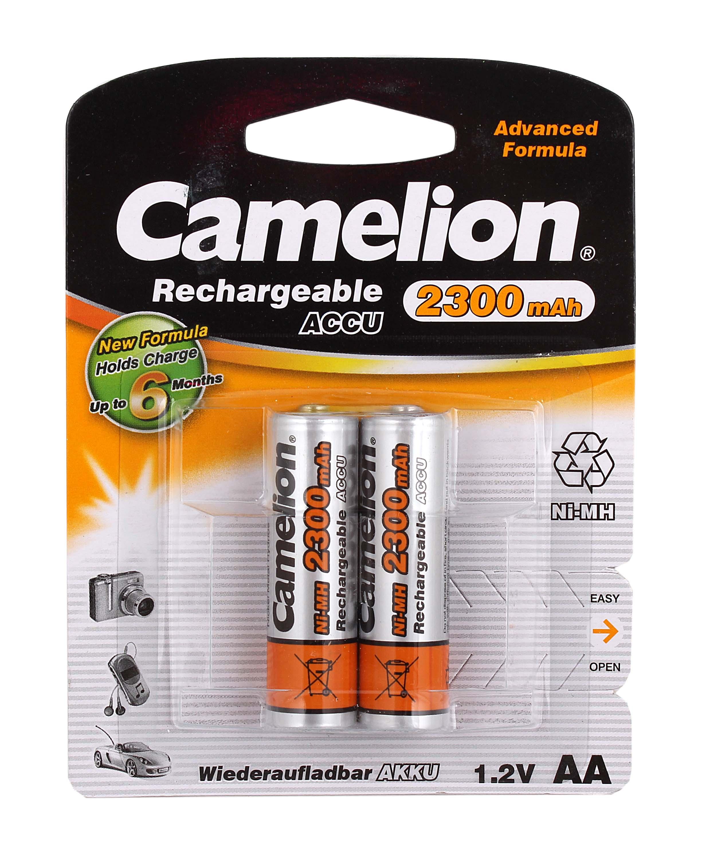 Аккумулятор Camelion