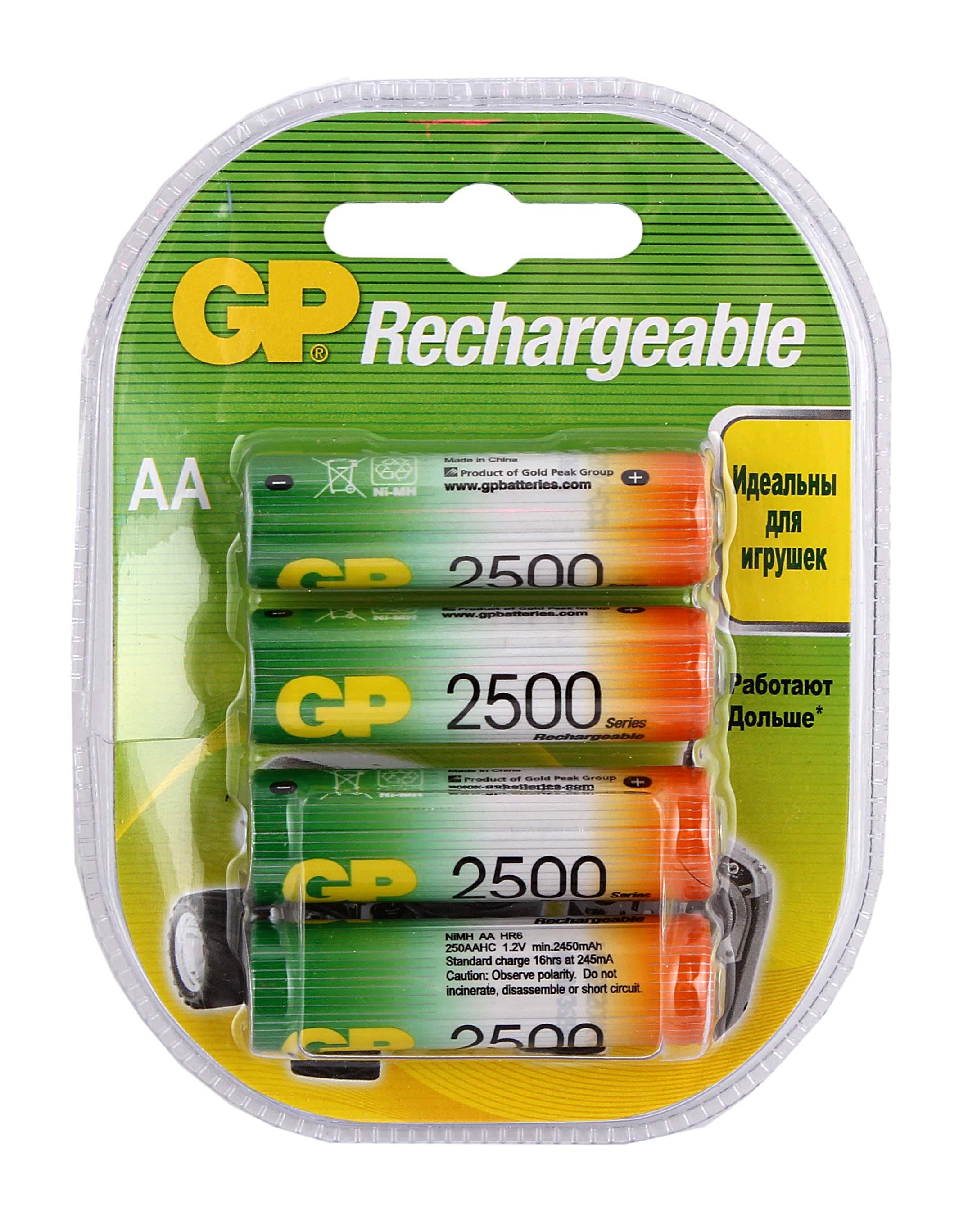 Аккумуляторы Gp Real Brand Technics 759.000
