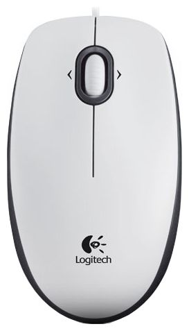 Мышь проводная Logitech