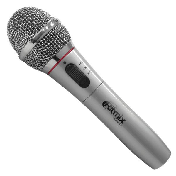 Микрофон Ritmix Real Brand Technics 474.000