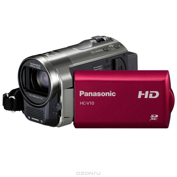 Видеокамера Panasonic Real Brand Technics 7340.000