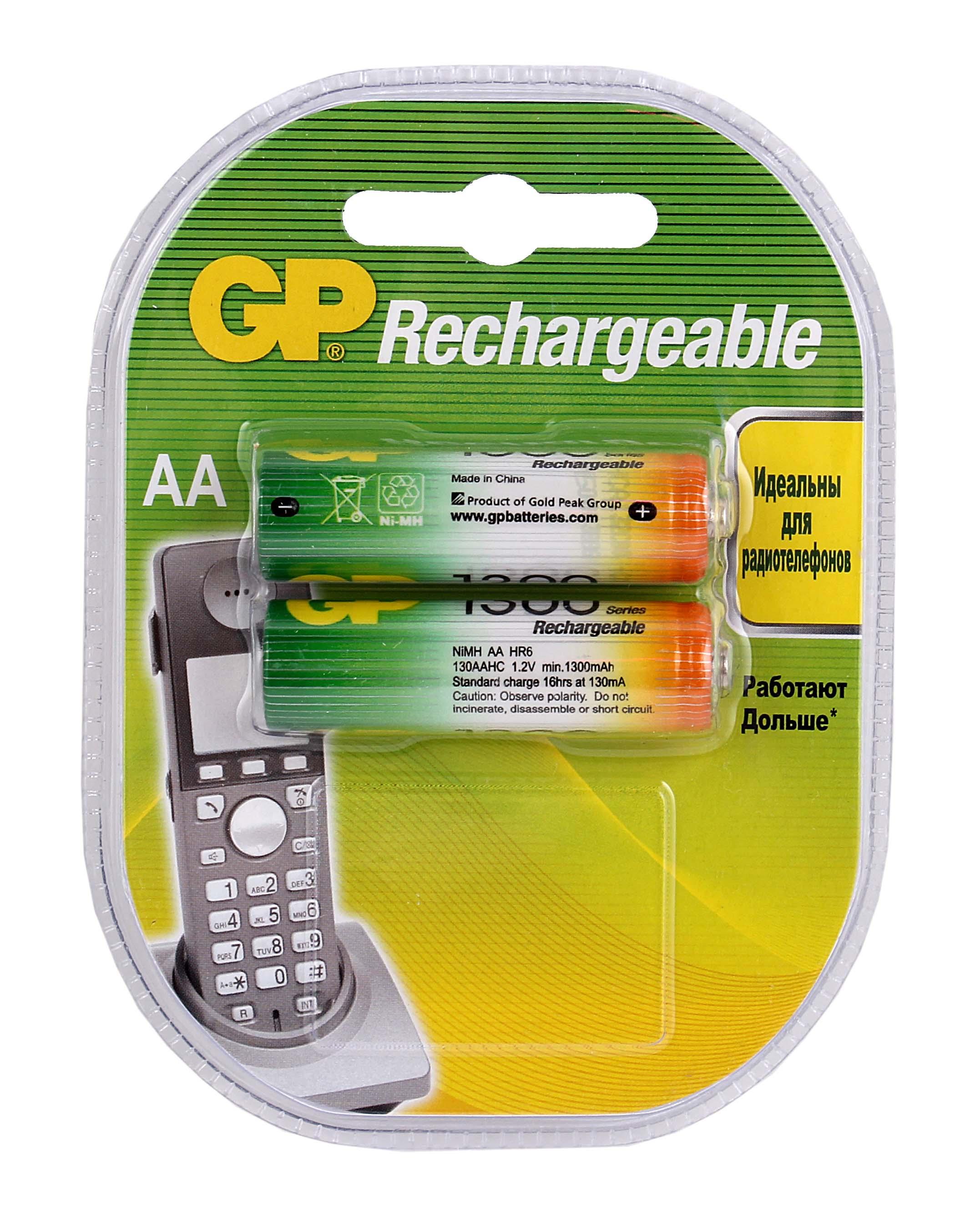 Аккумуляторы Gp Real Brand Technics 284.000