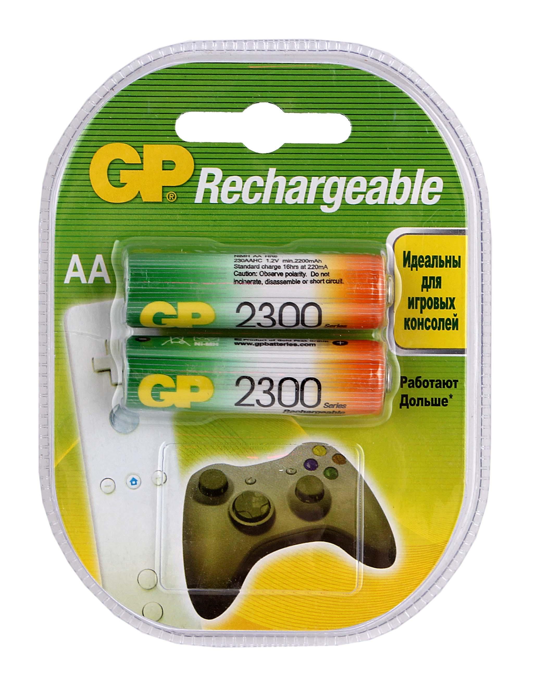 Аккумуляторы Gp Real Brand Technics 427.000