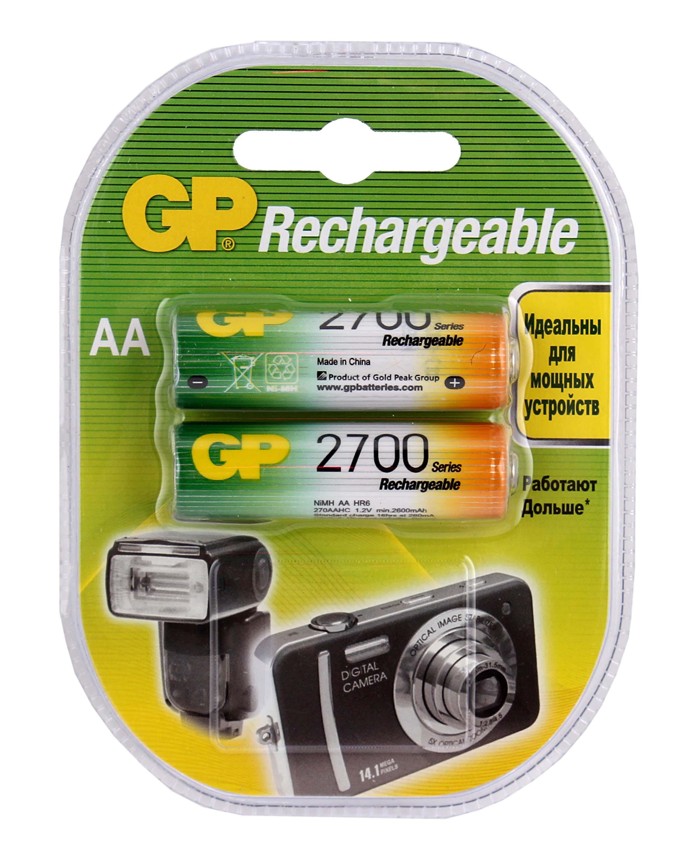 Аккумуляторы Gp Real Brand Technics 522.000