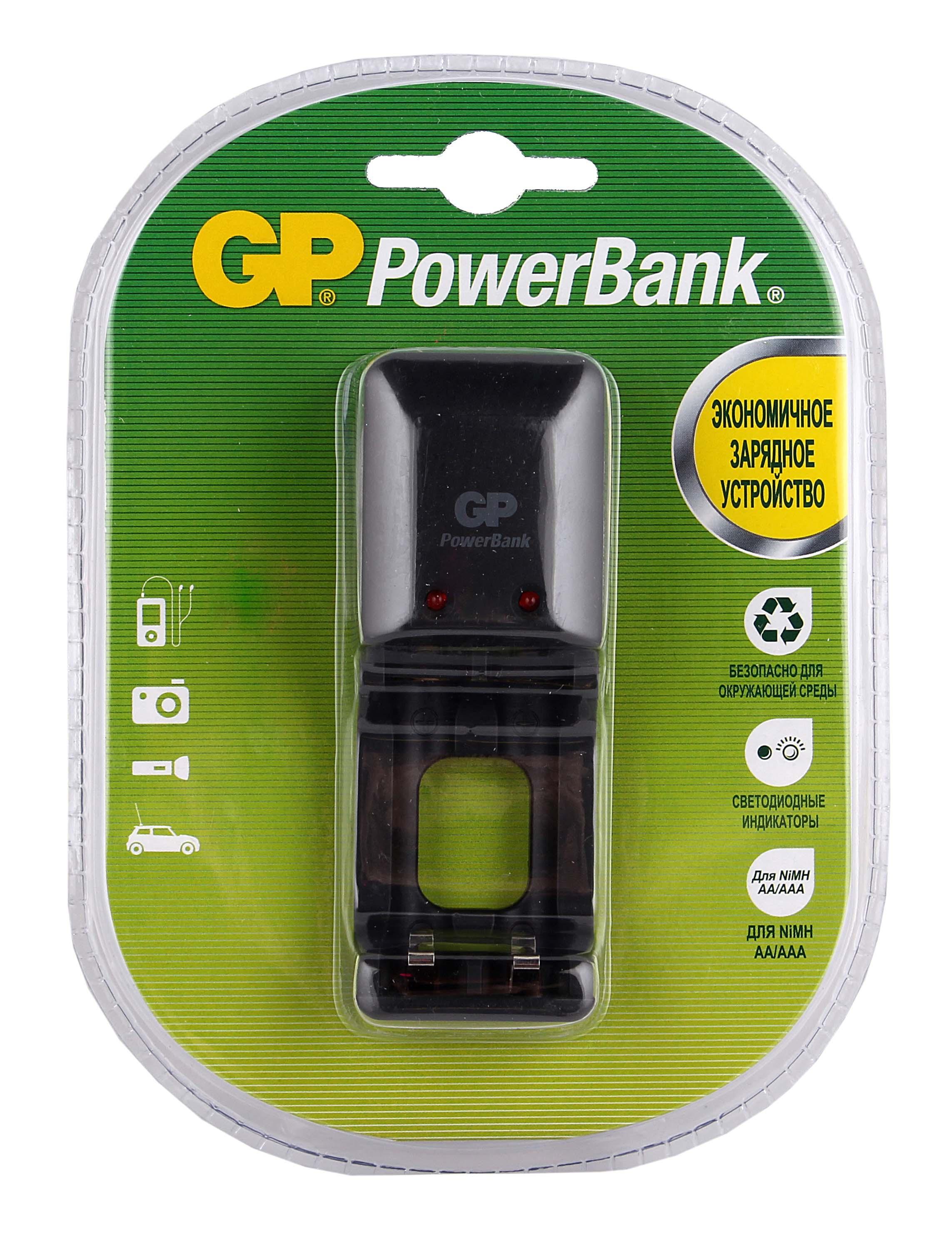 Зарядные устройства Gp Real Brand Technics 284.000