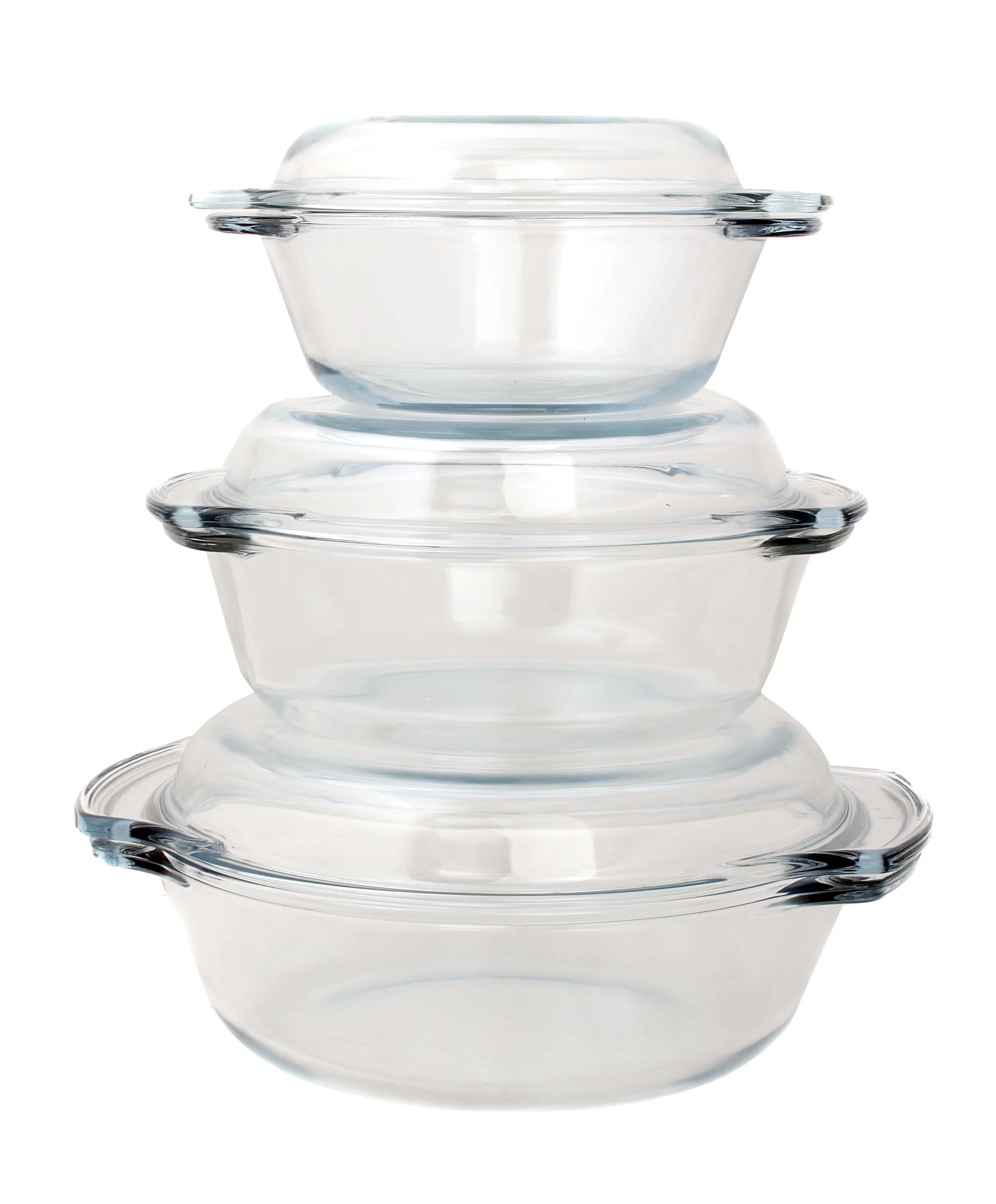 Жаропрочная посуда для готовки в СВЧ Termisil