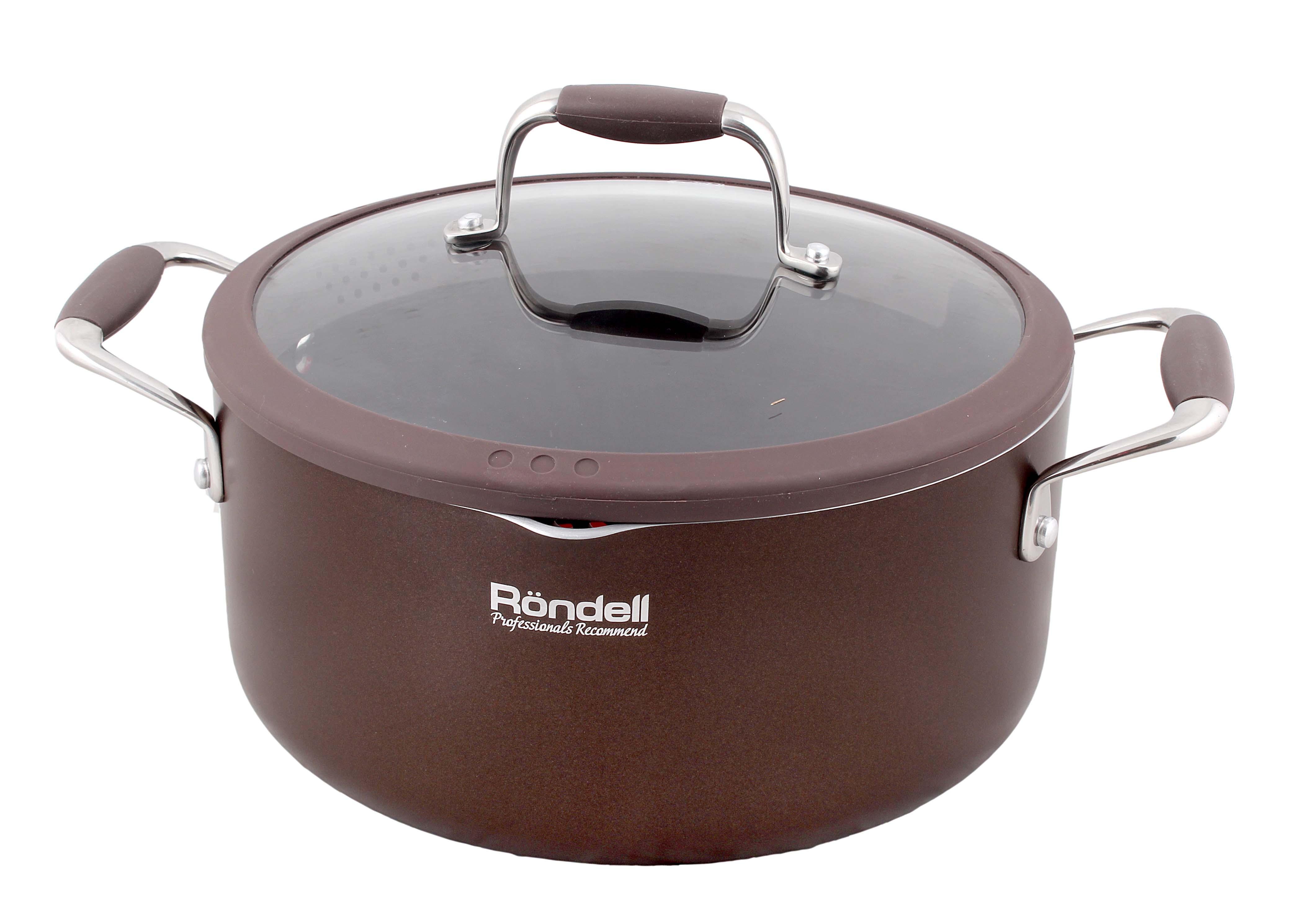 посуда кастрюли, жаровни Rondell Real Brand Technics 3799.000