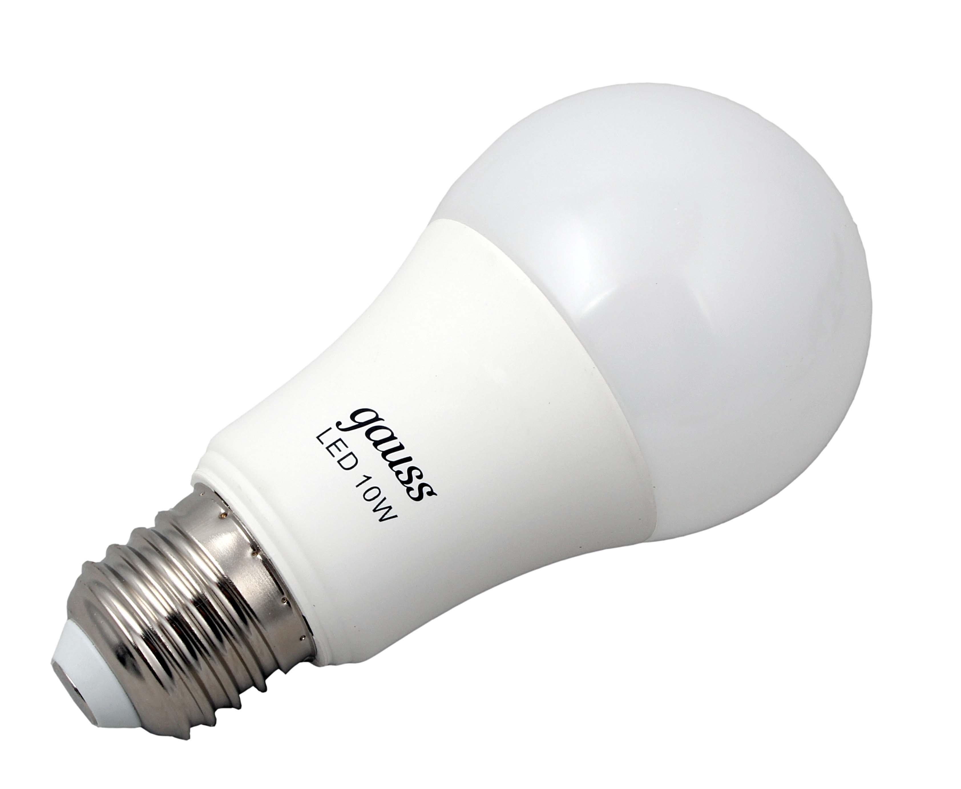 Лампочки LED Gauss Real Brand Technics 474.000