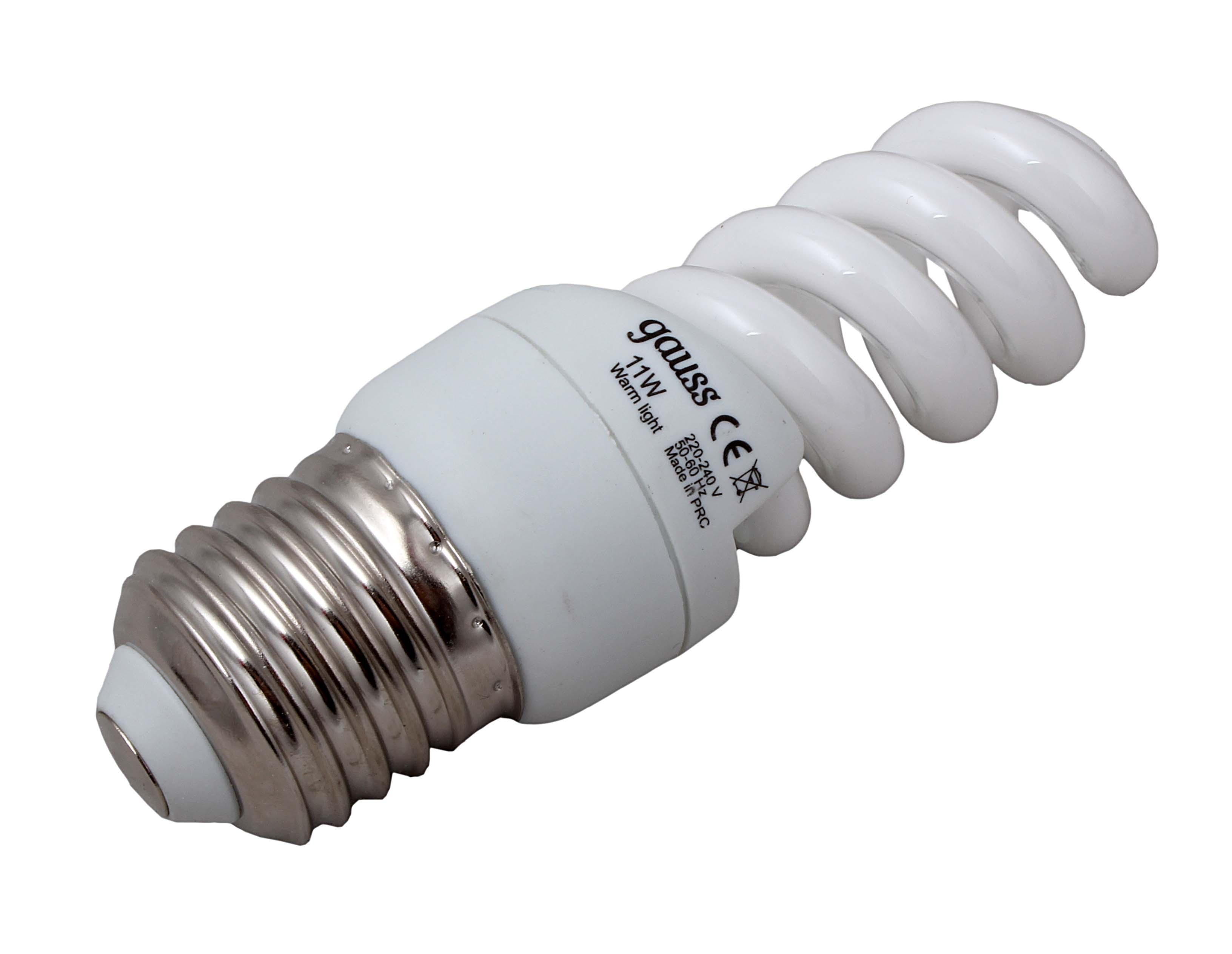 Лампочки энергосберегающие Gauss Real Brand Technics 113.000