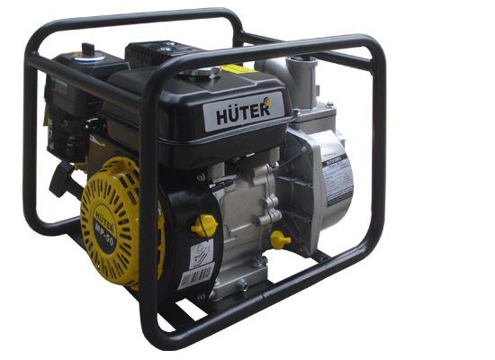 Мотопомпа Huter Real Brand Technics 7675.000