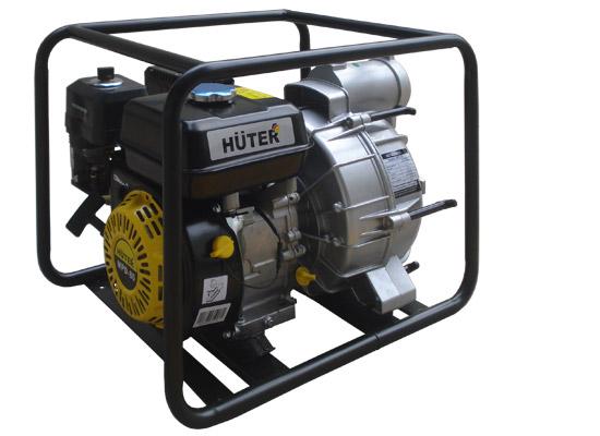 Мотопомпа Huter Real Brand Technics 13969.000
