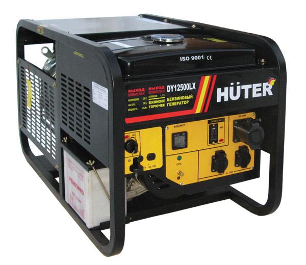Генератор Huter Real Brand Technics 92413.000