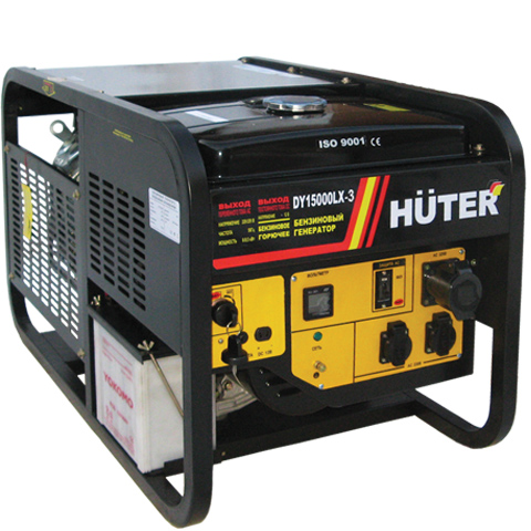 Генератор Huter Real Brand Technics 97222.000