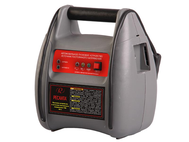 Автомобильное зарядное устройство Ресанта Real Brand Technics 2558.000