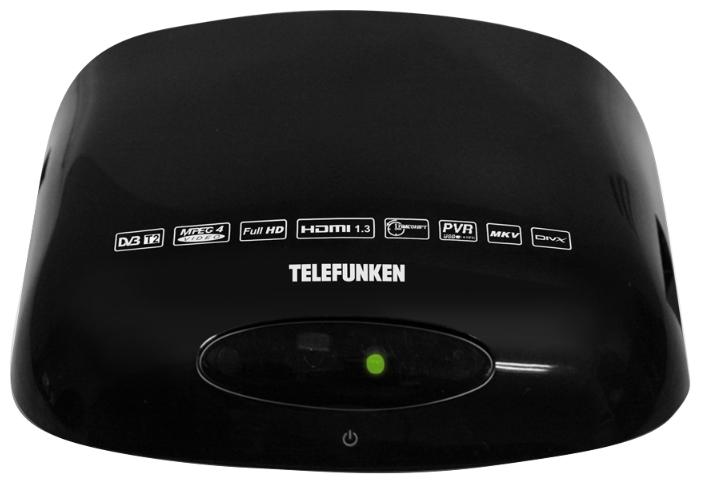 DVB-T2 ресивер Telefunken