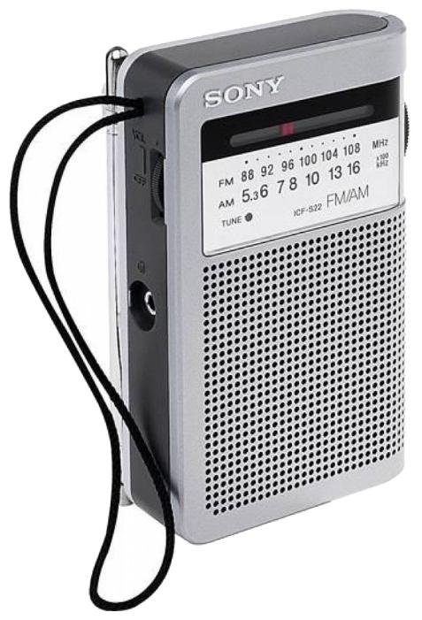 Радиоприемник Sony Real Brand Technics 664.000