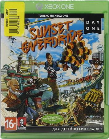 Sunset Overdrive Xbox One (полностью на русском) (3QT-00028)