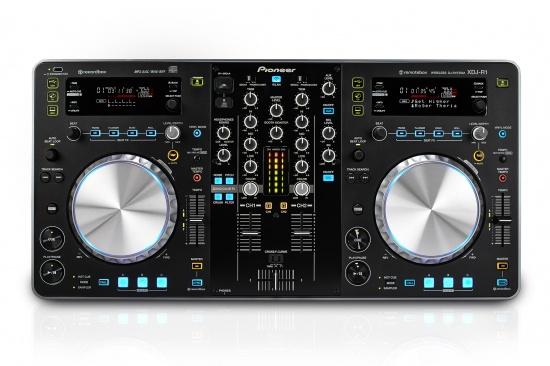 DJ оборудование PIONEER XDJ-R1