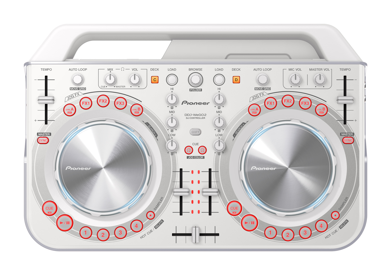 DJ оборудование Pioneer Real Brand Technics 12990.000