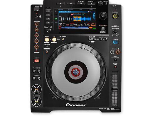DJ оборудование PIONEER CDJ-900NXS