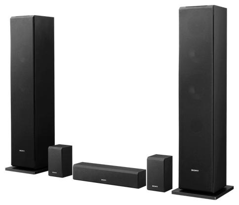 Комплект акустики Sony от RBT.ru