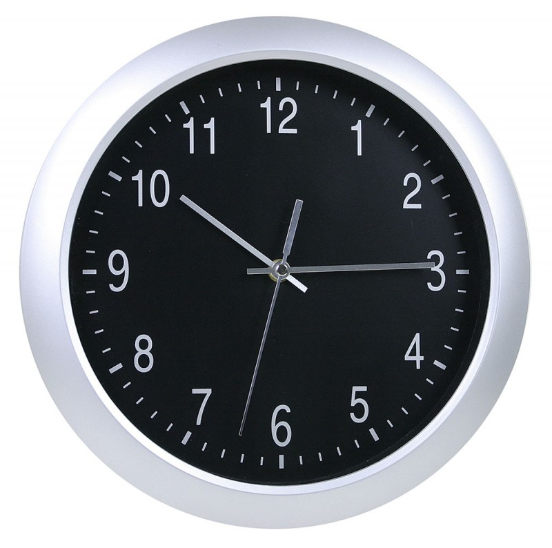 Часы настенные Бюрократ - БюрократПитание от сети: нет; Дисплей: нет; Динамики: нет<br>