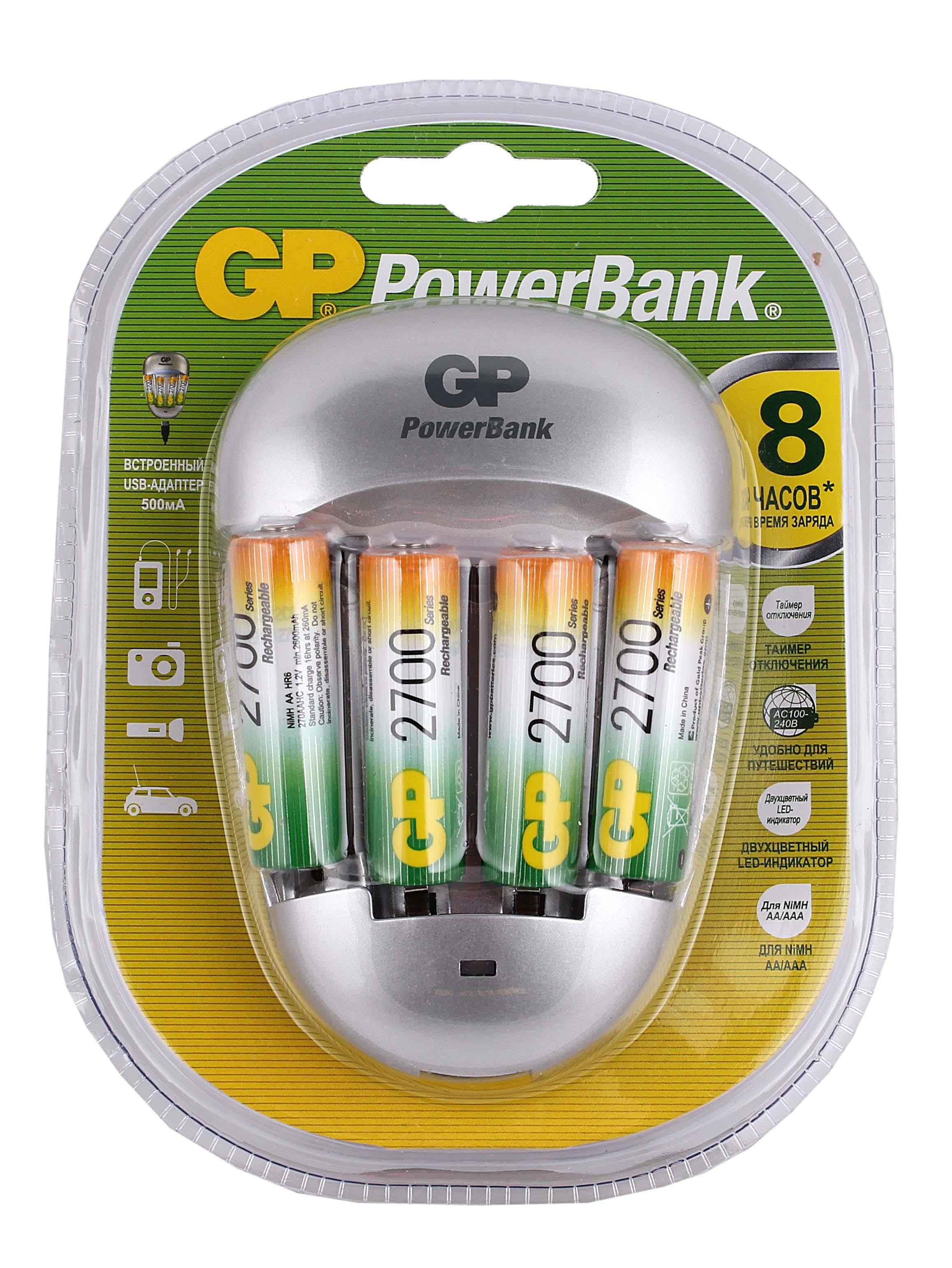 Зарядные устройства Gp Real Brand Technics 1234.000