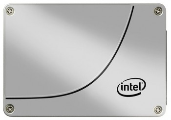 SSD жесткий диск Intel