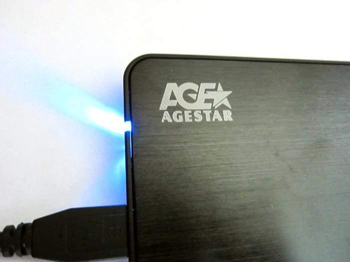 Корпус для жесткого диска Agestar от RBT.ru